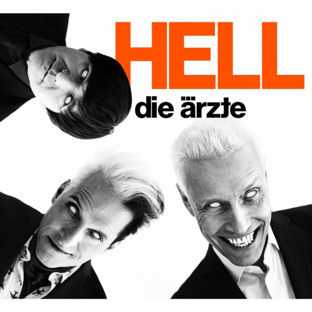 "Album Cover ""HELL"""