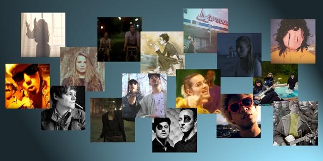 Screenshots aus verschiedenen Videos
