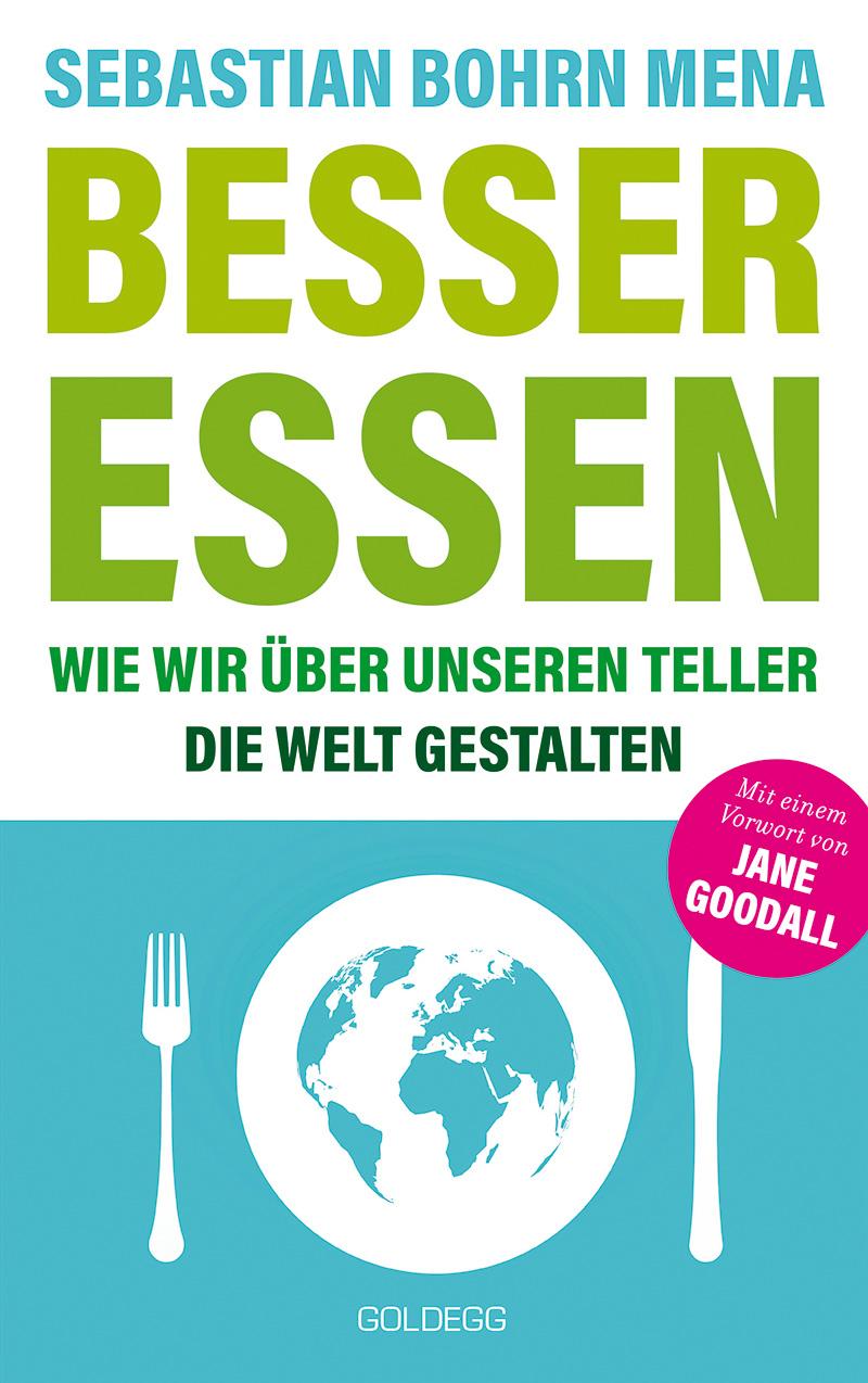 """Buchcover """"Besser essen"""""""