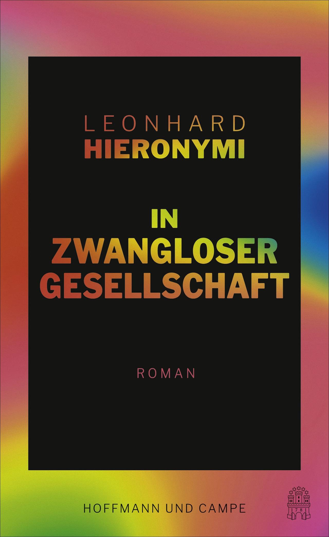 "Das Buch ""In zwangloser Gesellschaft"""
