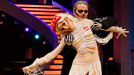 Andi Ogris und Vesela Dimova
