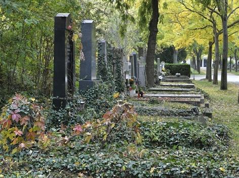 Zentraldfriedhof Wien, Allerheiligen