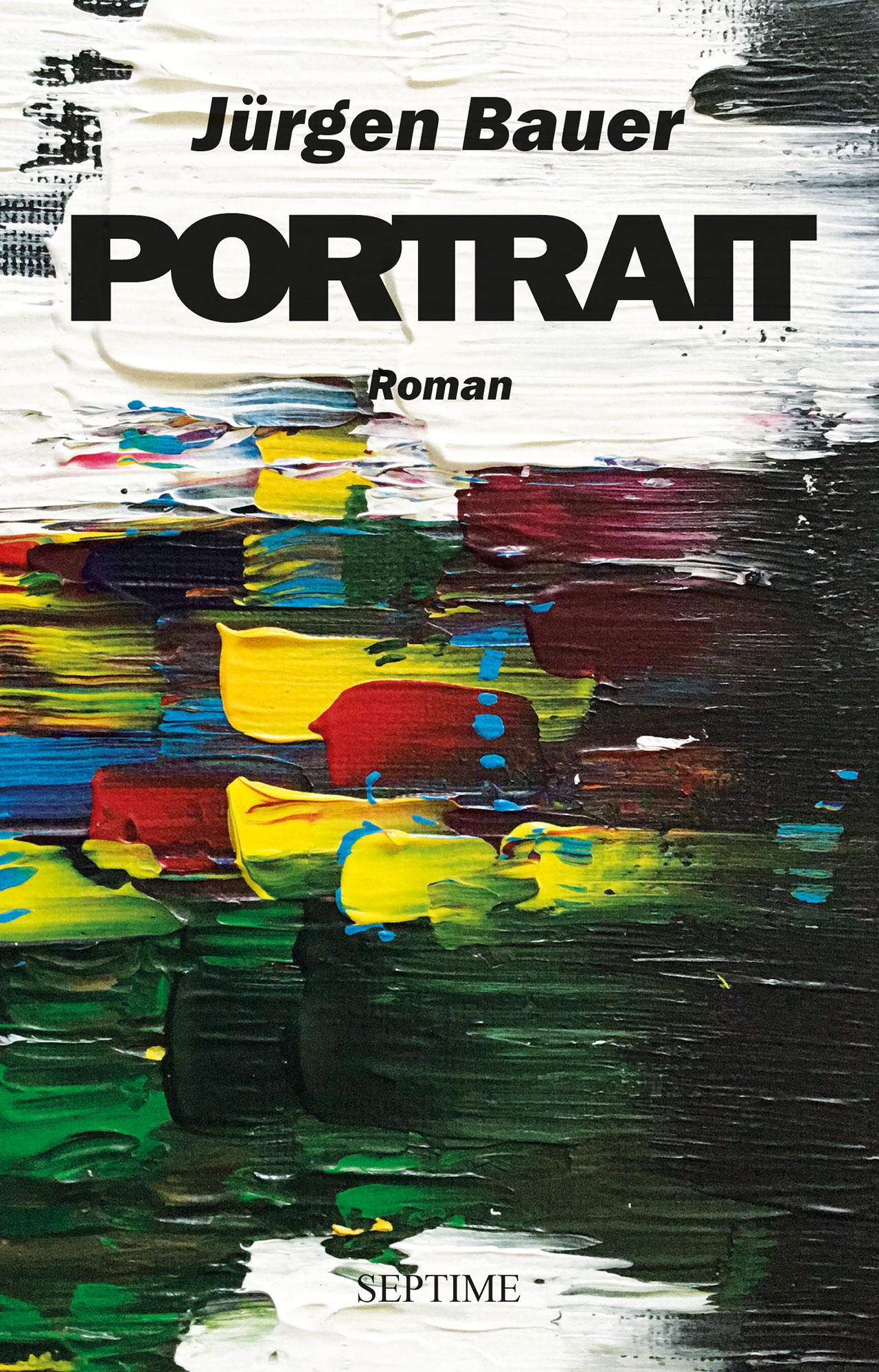 Jürgen Bauer Portrait Cover