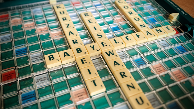 Scrabble zum Wort des Jahres 2020