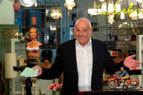 Wunder oder Plunder mit Wolfgang Böck