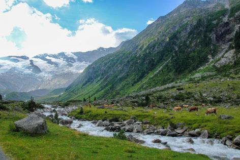 Auf den Gipfeln des Pinzgau