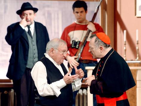 Der Tag, an dem der Papst gekidnappt wurde