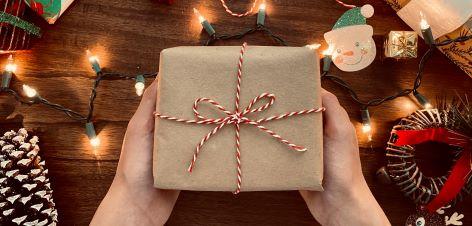 Weihnachtsgeschenk, Lichterkette