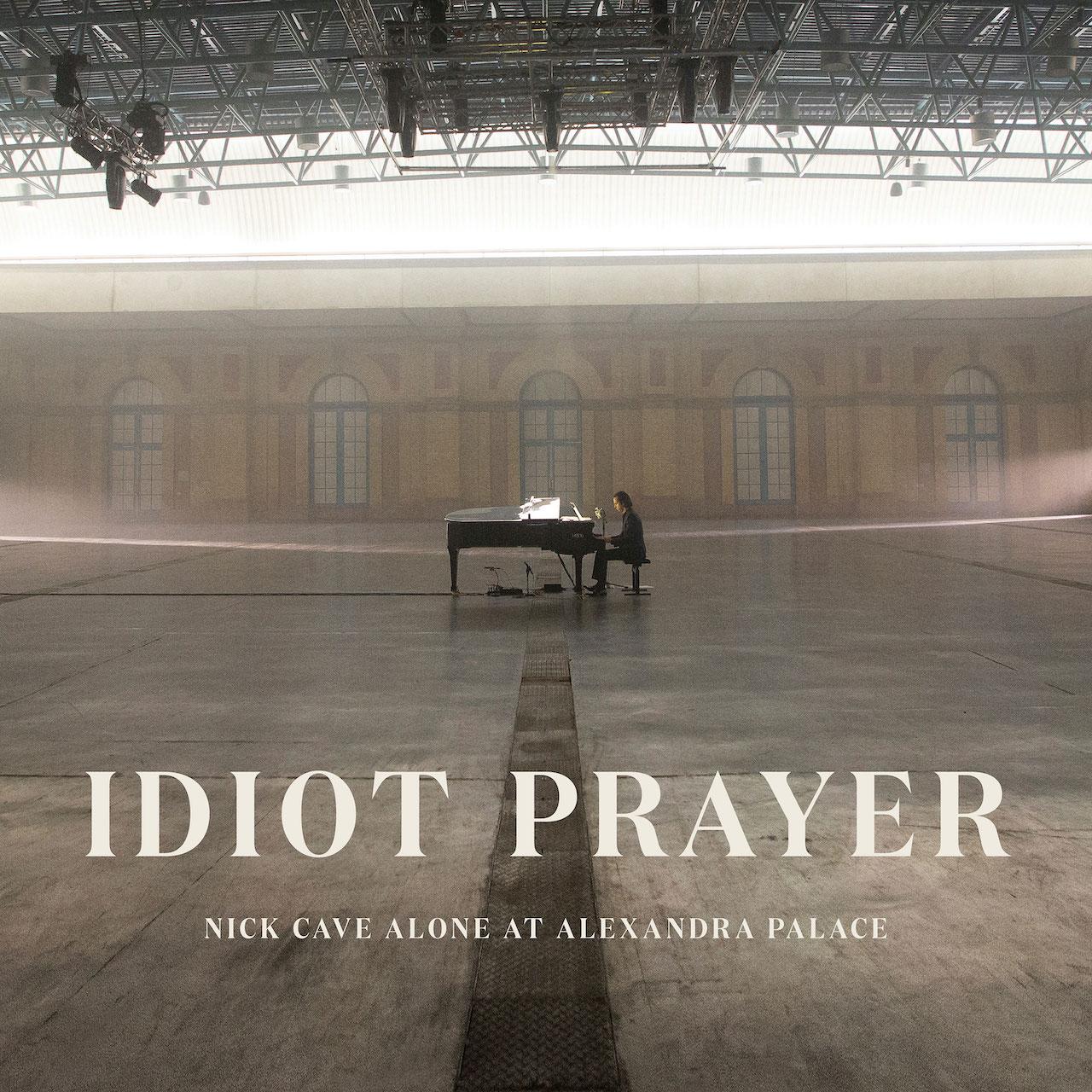 Nick Cave Idiot Prayer live at Alexandra Palace