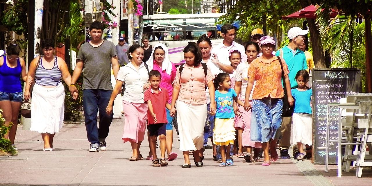 Latinx Familie