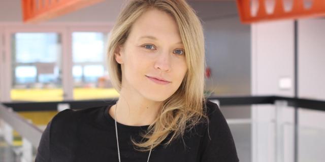 Verena Doublier bei FM4
