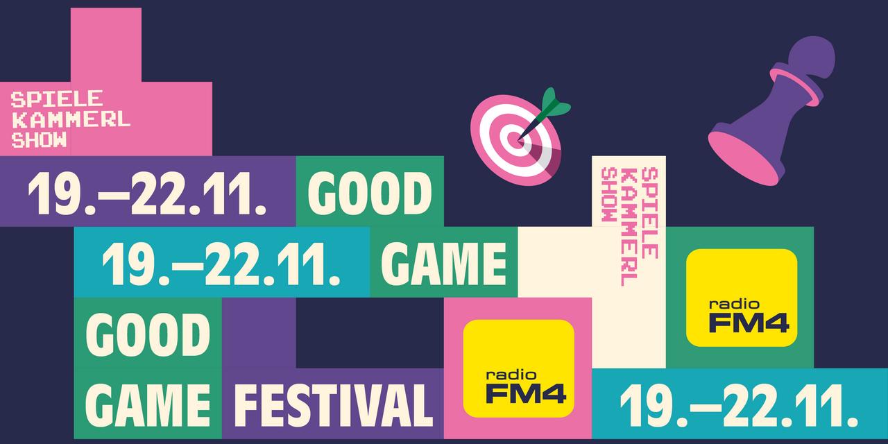 Logo Good Game Festival