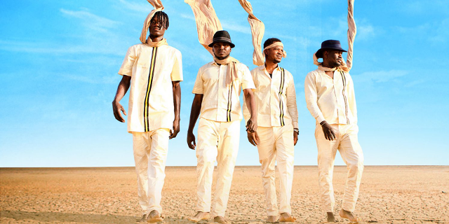 "Cover: Songhoy Blues ""Optimisme"""