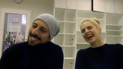 Danilo und Silvia