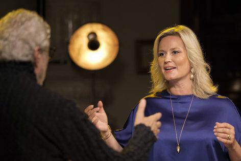 Andre Hellers Hauskonzerte  Camilla Nylund