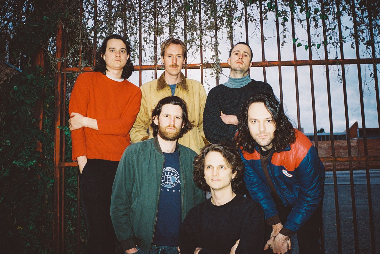 "King Gizzard And The Lizzard Wizard Album ""K.G."""