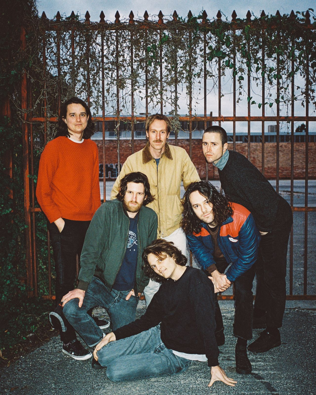 """King Gizzard And The Lizzard Wizard Album """"K.G."""""""