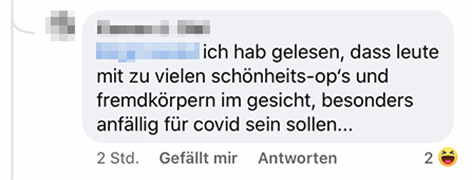 Hasskommentare Sarkissova Screenshot