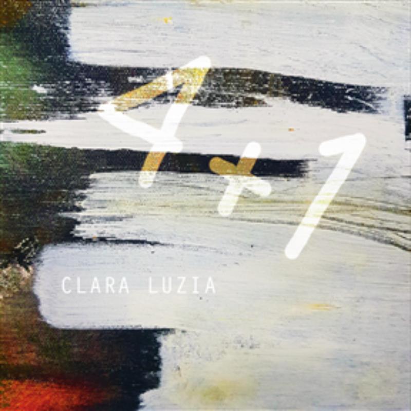 "Clara Luzia EP Cover ""4+1"""