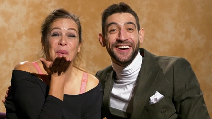 Natalia und Dimitar