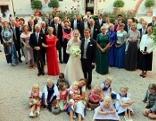Österreichs Adel unter sich (1/4)  Von Hochzeiten und guten Partien