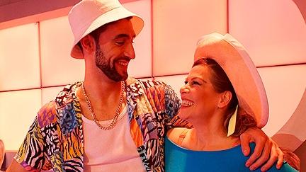 Natalia Ushakova und Dimitar Stefanin