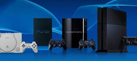 Die Playstation Familie