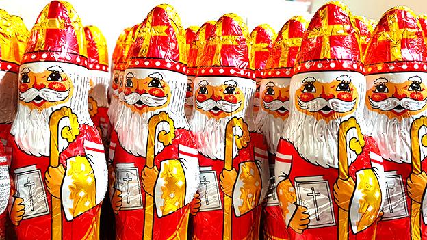 Schokolade Nikolaus