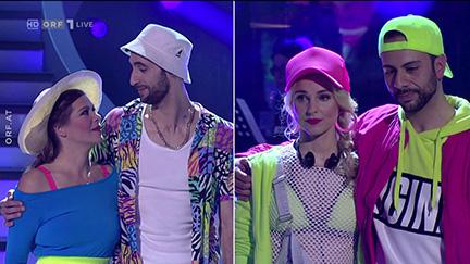 Natalia, Dimitar, Silvia und Danilo