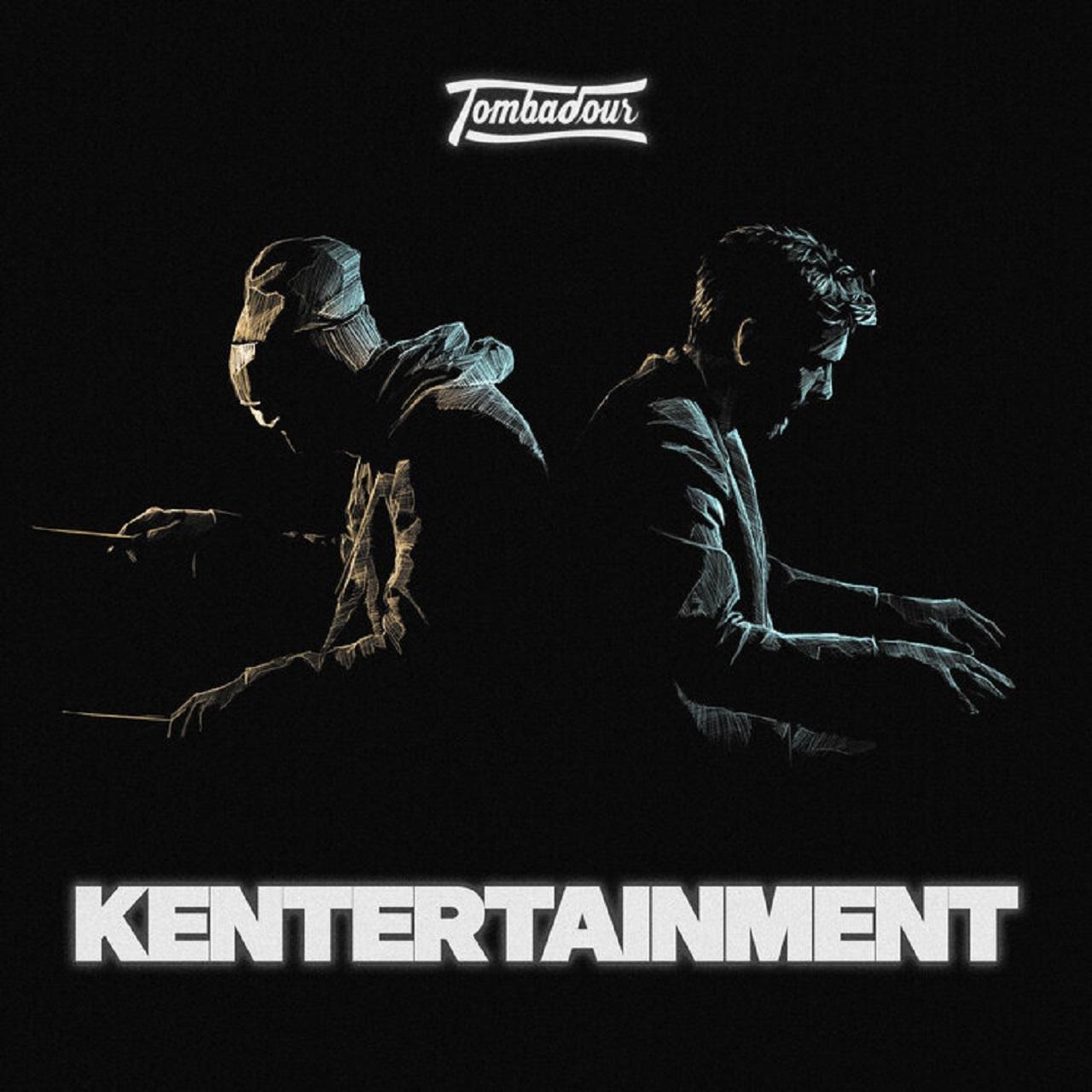 """Albumcover """"Kentertainment"""" von Tombadour"""