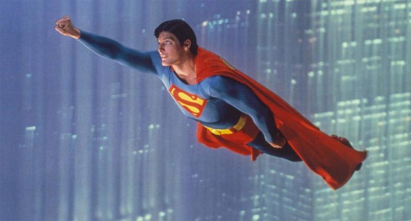 """Filmstills aus """"Superman"""" (1978)"""