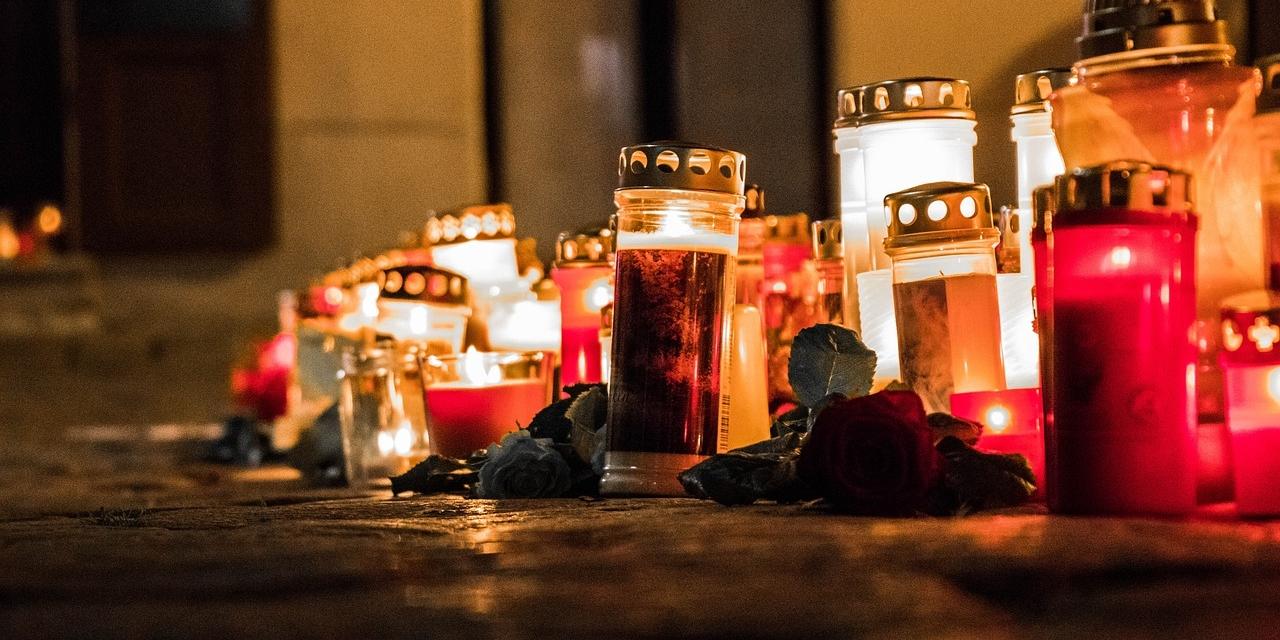 Vienna Attacks Kerzen