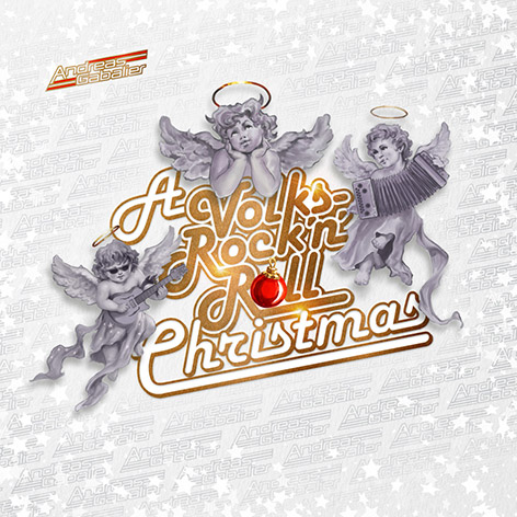 """A Volks-Rock'n'Roll Christmas"" von Andreas Gabalier"