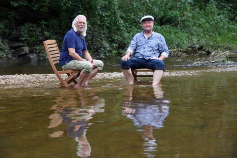 Wilde Reise mit Erich Pröll  Entdeckungsreise durch das idyllische Rodltal