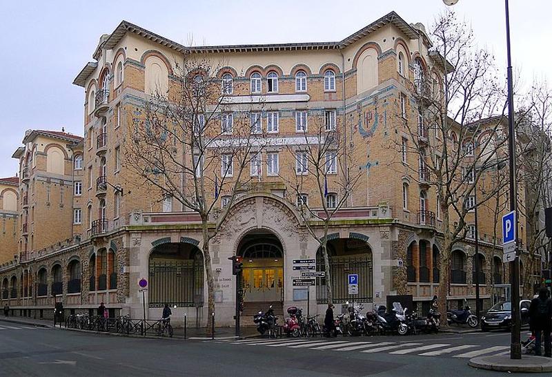 Palais de la Femme heute