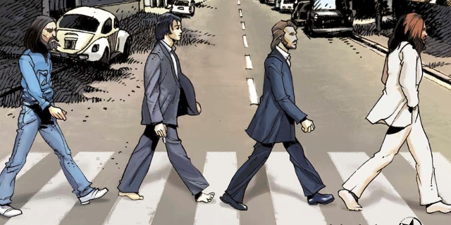 The Beatles - The Comic