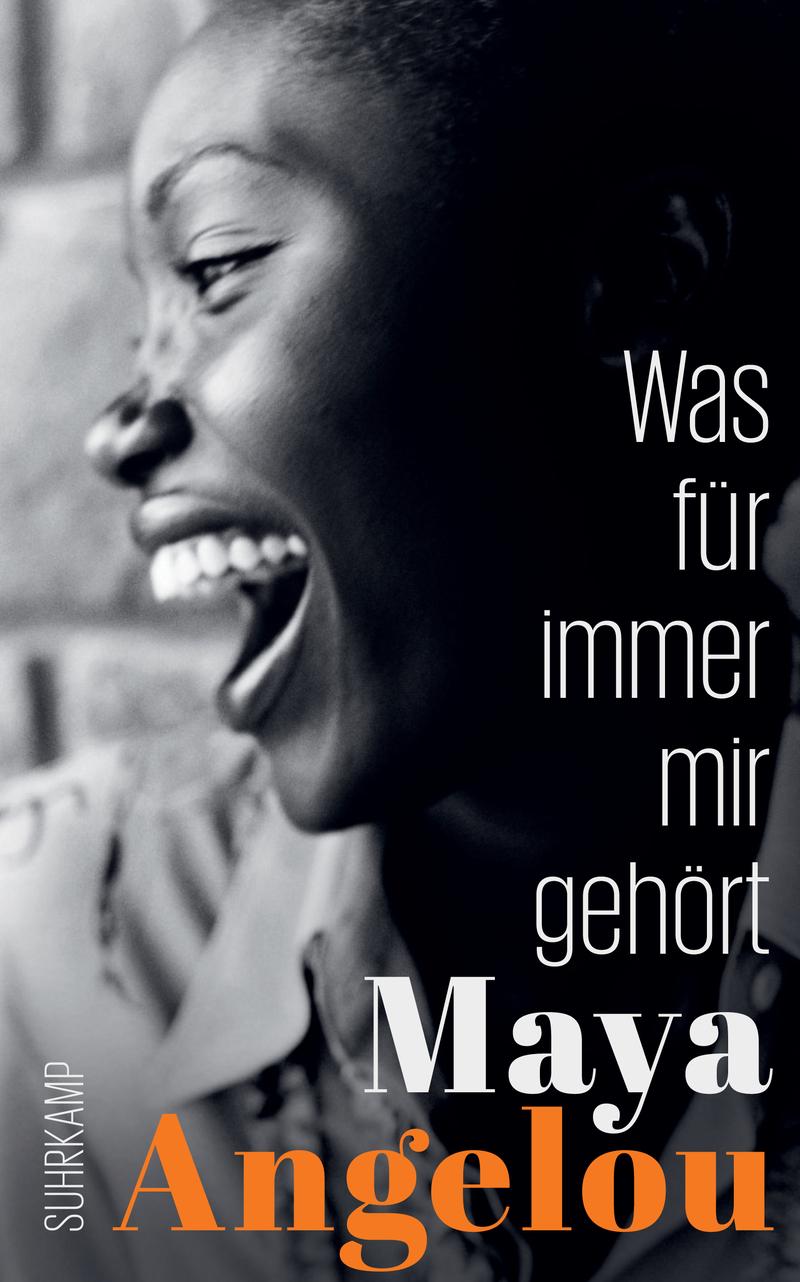 """Buchcover """"Was für immer mir gehört"""" von Maya Angelou"""