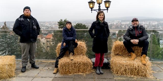 Fiva und Phekt mit Pia Hierzegger & Lukas Mraz