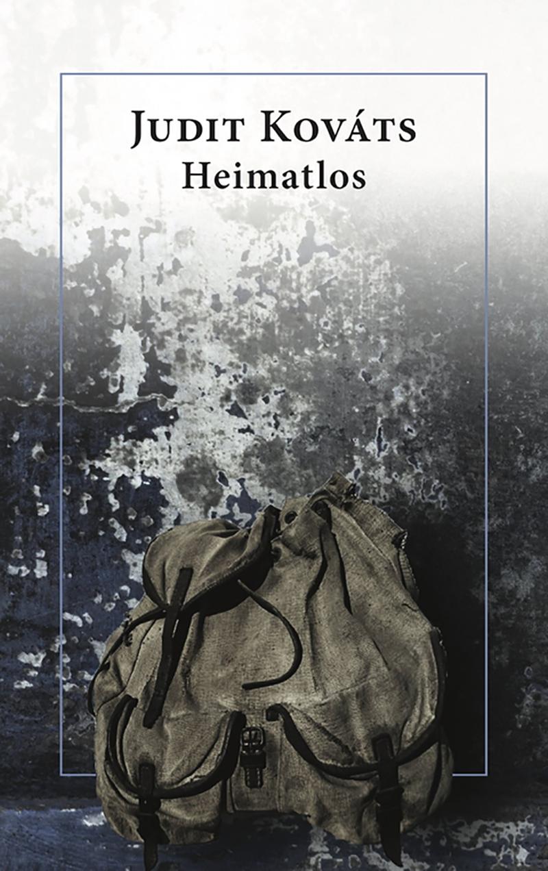 """Buchcover """"Heimatlos"""""""