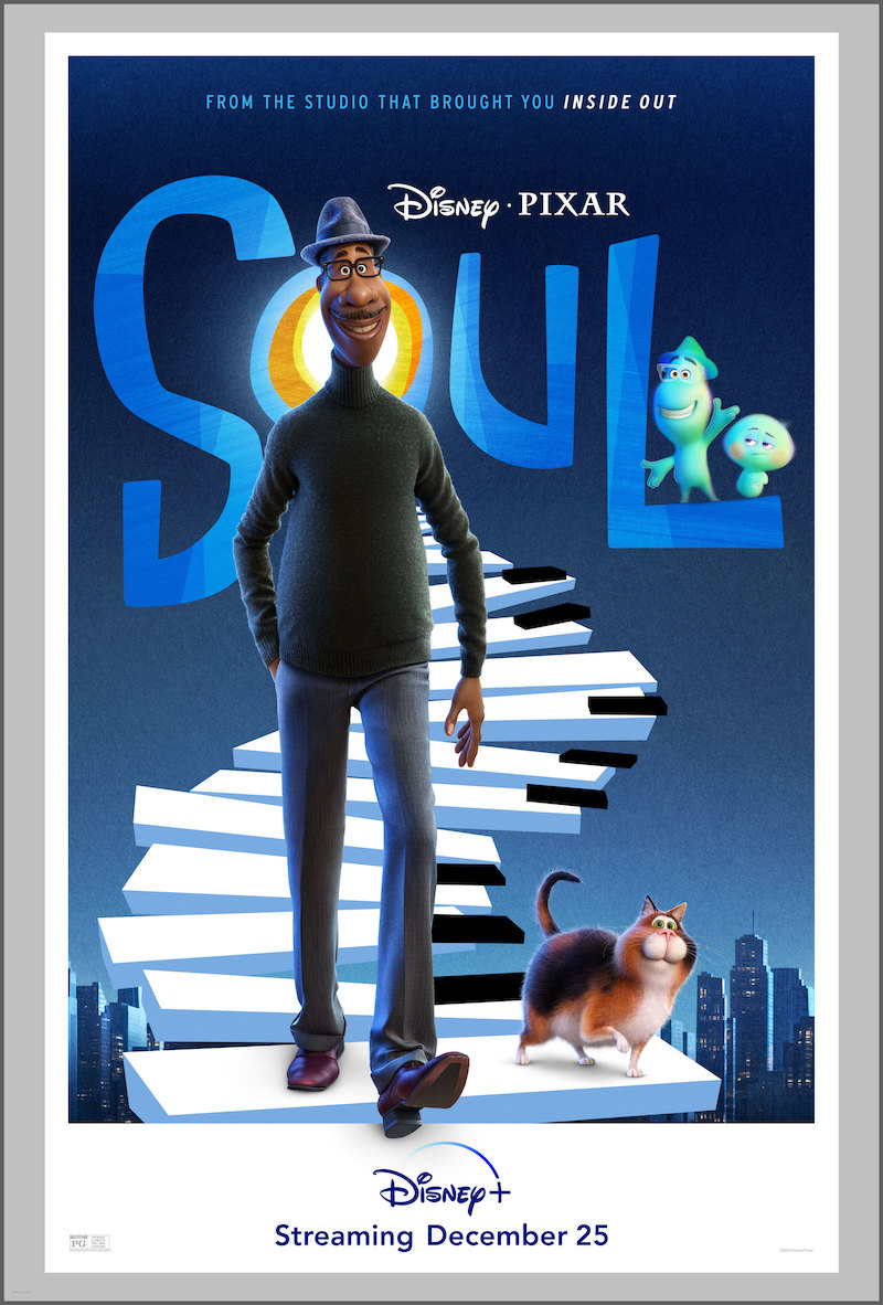 Soul Plakat