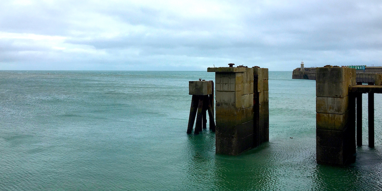 Pier in Folkestone