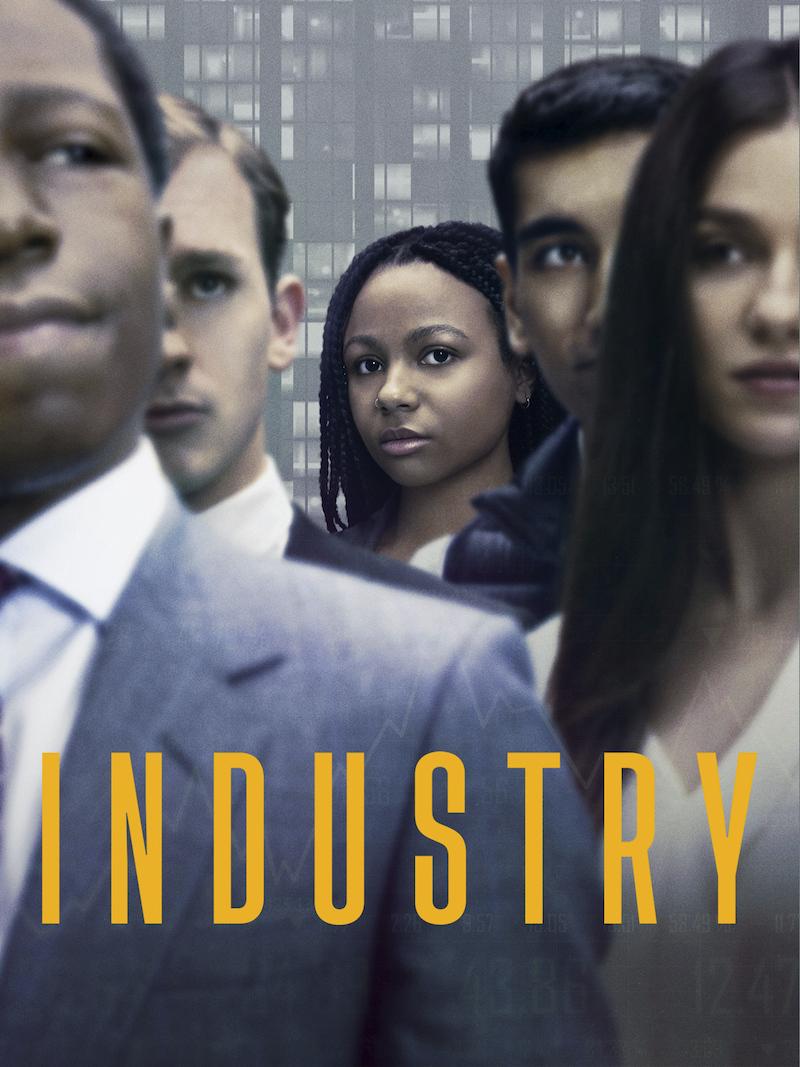 Industry, Plakat