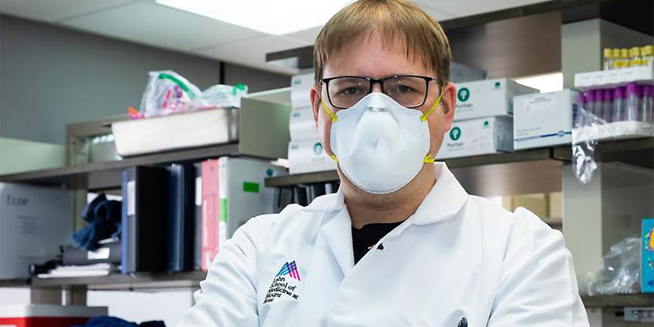 Virologe Florian Krammer