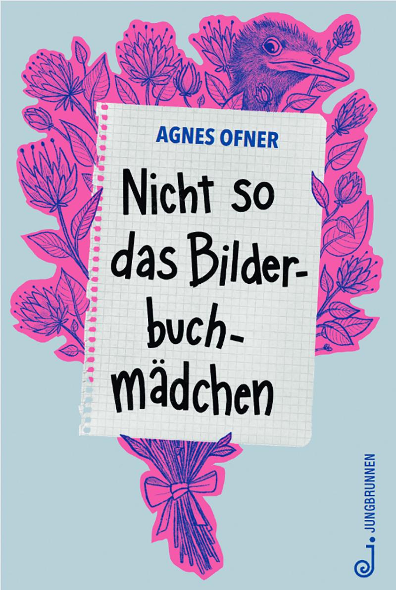 """Buchcover """"Nicht so das Bilderbuchmädchen"""""""