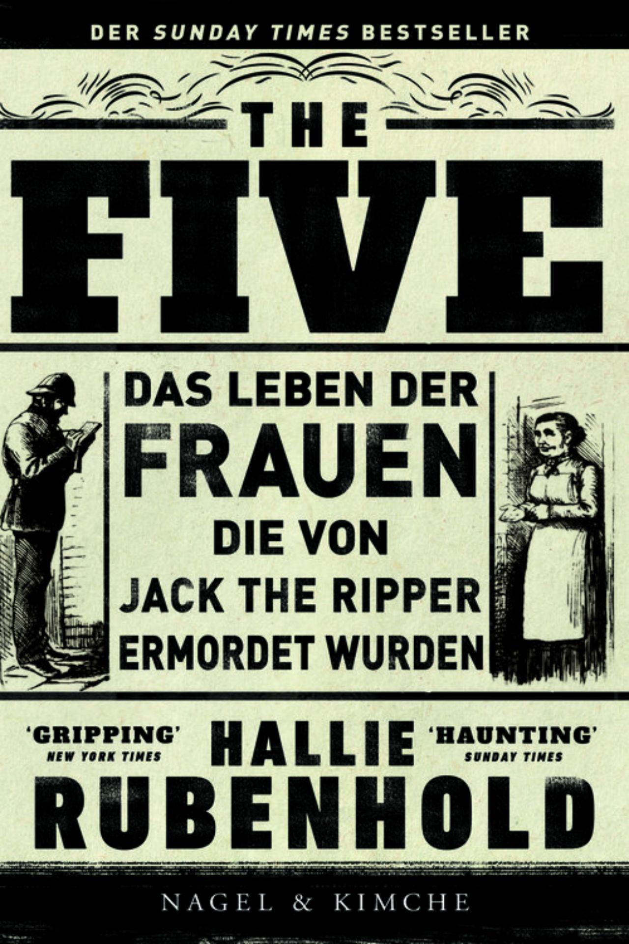 """Cover von """"The Five"""""""
