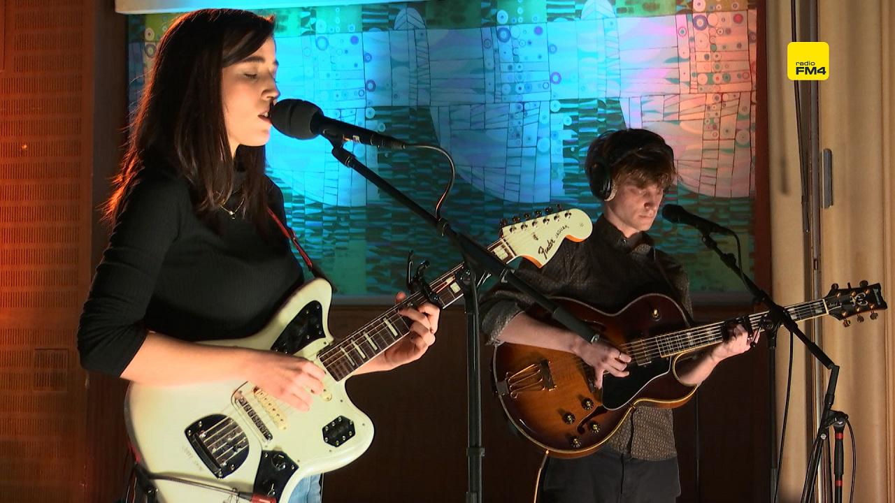 OSKA bei der FM4 Acoustic Session