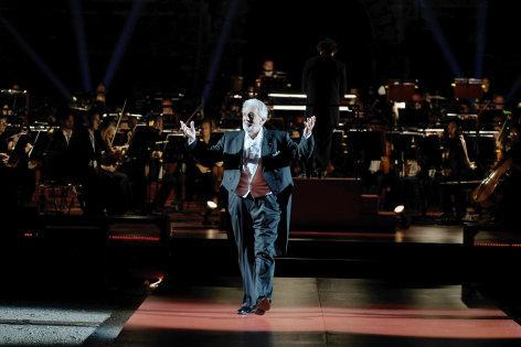 Die Plácido-Domingo-Gala aus der Arena di Verona