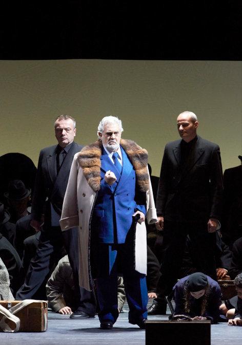 Wir spielen für Österreich Nabucco aus der Wiener Staatsoper