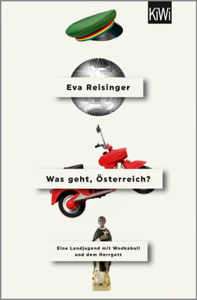 Cover Was Geht Österreich Eva Reisinger