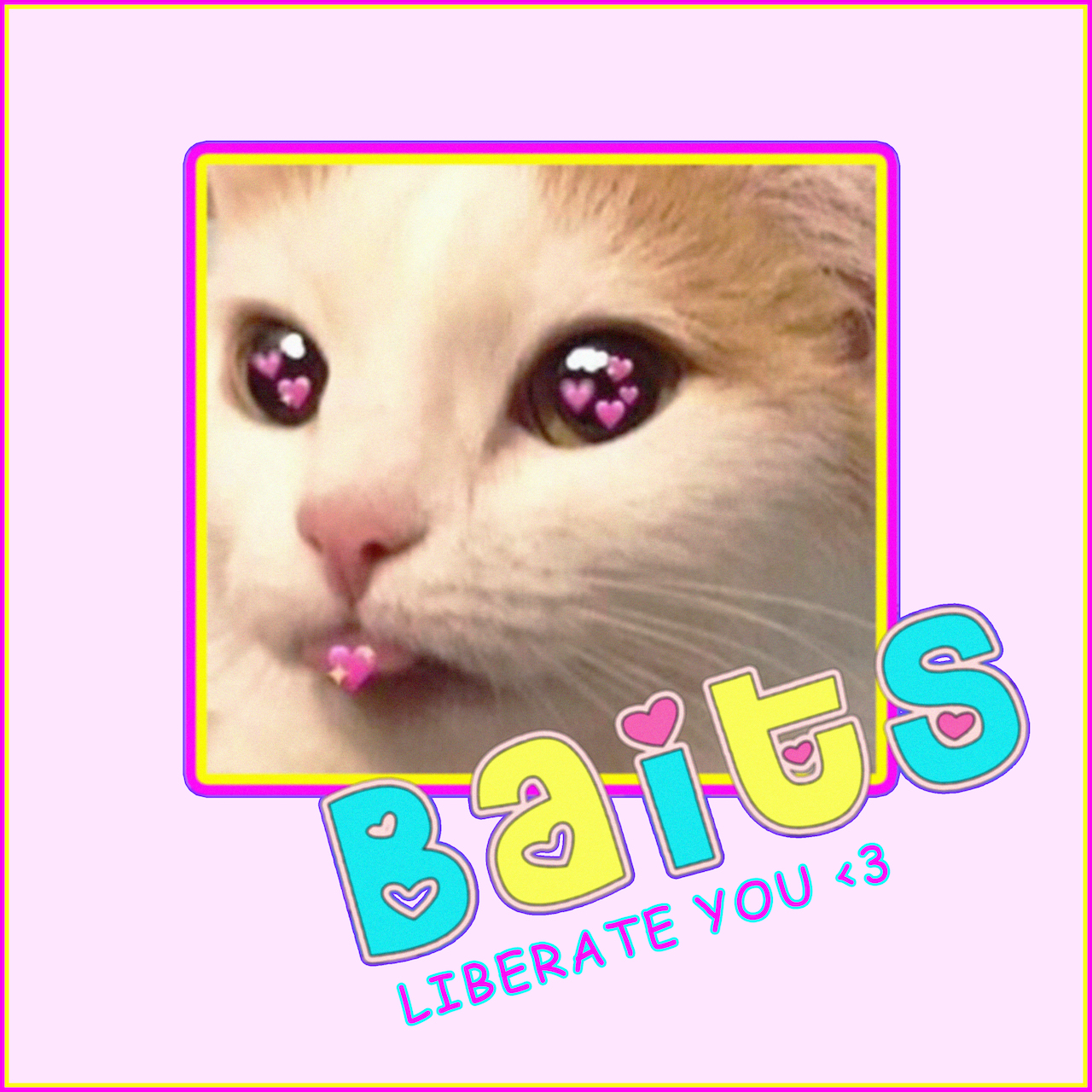 """BAITS """"Liberate You"""" Cover"""